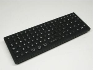 Sealed Industrial Keyboards & Mice