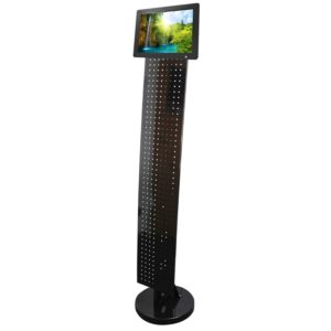"""Stands with 15"""" & 15.6"""" POP Video Screens"""