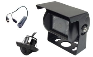 Water Resistant Vehicle Cameras