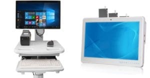 Medical Cart Computers